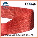 Usine plate de la Chine de bride de sangle de 1 tonne
