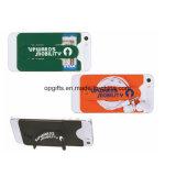 Adhesivo 3m de la tarjeta de teléfono móvil de silicona Soporte Soporte de bolsillo