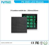 Bildschirm-Baugruppe farbenreiches im FreienSMD3535 LED-P6