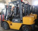 Heli Chl 3トンのフォークリフトの指定のローディング3000kg