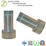 Из алюминия CNC 4 Aixs карданный вал