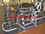 Aptidão, equipamento da ginástica, máquina da aptidão, grupo preto do rolo (HM-005)