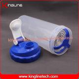 [700مل] بلاستيكيّة بروتين رجّاجة زجاجة مع خلّاط صامد للصدإ ([كل-7007])