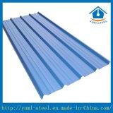색깔 입히는 지붕 클래딩 지붕 훈장을%s 강철 금속 장