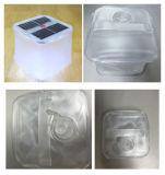 Мини-Cube Солнечная панель светодиодный индикатор водонепроницаемый надувной на солнечных батареях кемпинг на открытом воздухе и домашних хозяйств