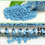 Sulfato do amónio do uso do fertilizante granulado