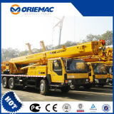 XCMG Truck Crane 25ton 중국 Pickup Small Truck Mobile Crane