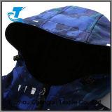 Softshell unisex que va de excursión la chaqueta del camuflaje