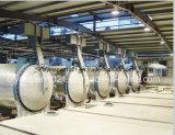 Autoclave industriel bon marché pour la brique d'AAC sur le marché indien avec le certificat de la CE