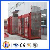 Sc100/100-1ton elettrico con la gru della costruzione delle due gabbie