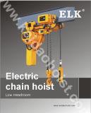 0.5Tons-10tonnes Elk Super faible marge de manoeuvre palan à chaîne (HKDSL0502S)
