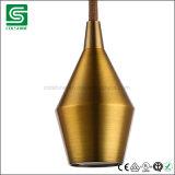 Schrauben-Weinlese-Retro Birnen-Grundmetall-Lampenhalter-Schwarz-Perle