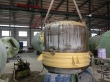 FRP 압력 Figer 유리제 물 처리 GRP 탱크