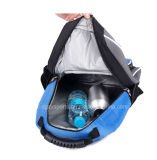 耐久のデラックスな絶縁された昼食のアイスクリームのクーラーのバックパック袋