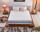 スリープ優雅なカバーが付いている健康な二重枕上のスプリング入りマットレス