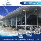 Luz de poupança interna fácil estrutura de aço para o agricultor
