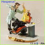 Les dents de l'artisanat de résine dentiste Clinique Dentaire de la résine de cadeaux de l'artisanat de décoration d'illustrations d'ameublement Articles Cadeaux créatifs