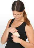 Maternidad negro vestido de camiseta