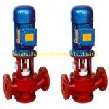 Spülschlamm drei dreifache Schrauben-Pumpen