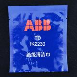 Threeside Heißsiegel-Nylonplastik für reinigende Puder-Verpackungs-Beutel