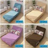 Meubles transformables de bâti de sofa, petit bâti de sofa compact (197*120 cm)