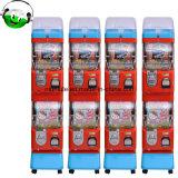 Doppelte Schicht-Spielzeug-Zufuhr-Maschinen-Kapsel-Spielzeug-Verkaufäutomat