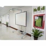 Pizarra interactiva de infrarrojos de educación escolar y oficina pantalla magnética