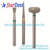 Fabbrica dentale di Burs Suppler del diamante di imballaggio di plastica dell'OEM
