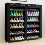 Armoire de racks de chaussures Chaussures de grande capacité de stockage de mobilier de maison DIY Rack simple chaussure Portable (FS-03E)