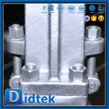 Valvola a saracinesca di Wcb della flangia del volante di Didtek per la raffineria