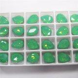 قطّع إلى سطوح صغيرة زجاجيّة قطرة حجر كريم مجوهرات شحن مشترى من الصين