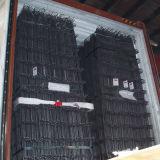 Деформированная стальная штанга усиливает конкретную сваренную панель ячеистой сети