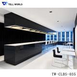 Compteur luxueux de barre de décoration de modèle moderne à vendre