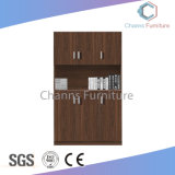 ガラス(CAS-FC31405)が付いている熱い営業所の家具2のドアの木のキャビネット