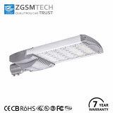 240W luz de rua LED com fotocélula