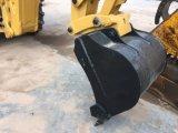 De nieuwe 4X4 Compacte Tractor van de Rupsband met Lader en Backhoe voor Verkoop