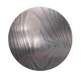 Type de grain du bois l'héliogravure le rouleau de plancher en ligne angulaire
