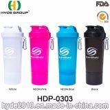 Оптовые BPA освобождают бутылку воды трасучки протеина PP пластичную (HDP-0303)