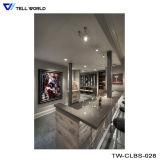 De luxueuze Moderne Teller van de Staaf van de Decoratie van het Ontwerp voor Verkoop
