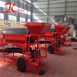الصين مصنع مباشرة إمداد تموين نوع ذهب غربال أسطوانيّ شامة لأنّ عمليّة بيع