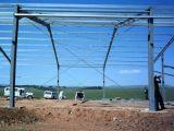 강철 구조물 낙농장 디자인