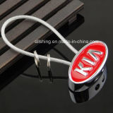 Оптовое кольцо Keychain металла для Audi
