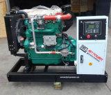 type ouvert groupe électrogène de générateur de gaz du biogaz 100kVA normal de Gas/LPG