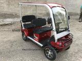 4 4개의 바퀴 세륨 승인되는 새로운 디자인된 전기 골프 차