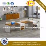 Le gestionnaire supérieur en bois profilé en aluminium Bureau exécutif Table (HX-8NR0102)