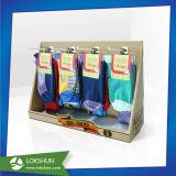 Caja de embalaje de cartón para la ropa interior de PDQ apilable para prendas de vestir, la lucha contra la unidad de visualización CDU