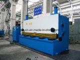 Le cisaillement de cisaillement de la guillotine hydraulique/Machine/machine de découpe de métal (QC11Y-12X3200)