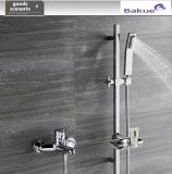 Монтироваться на стену роскошь фиксированные Multi душ с помощью скользящей балки из нержавеющей стали