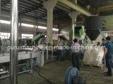 Винт с двойной экструдер машины для переработки ПЭТ отходов