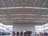 大きいスパンの鉄骨構造の倉庫スペースフレーム